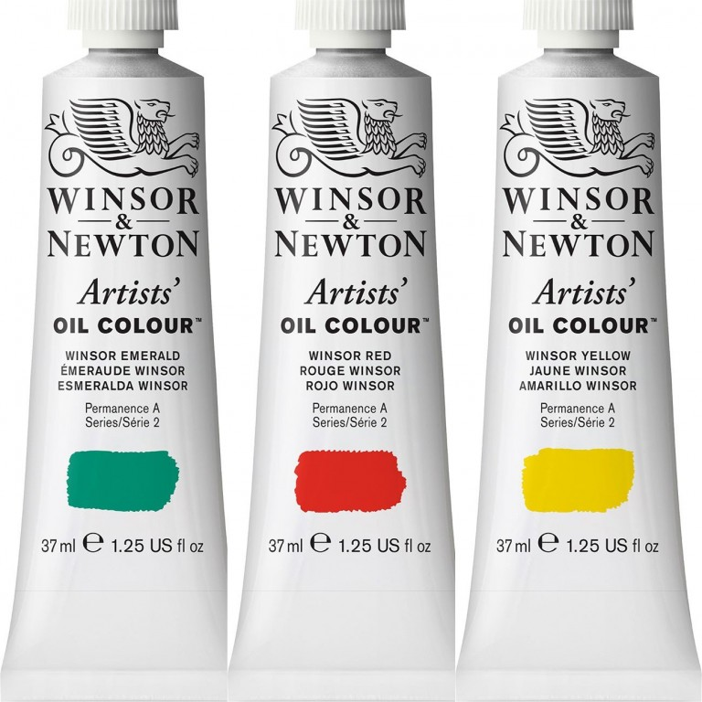 Artists Oil Colour 37 ml. Winsor & N...