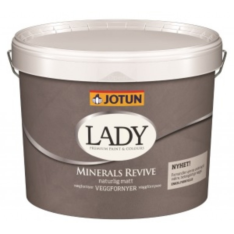 Lady Minerals Revive Beton fornyer 10 Lt...