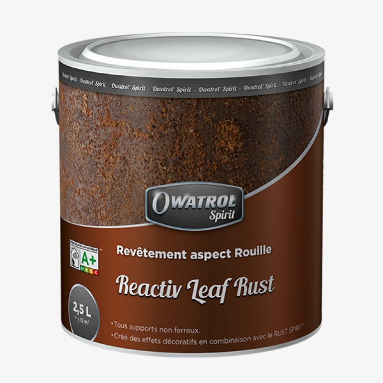 Owatrol Reactiv Leaf Rust