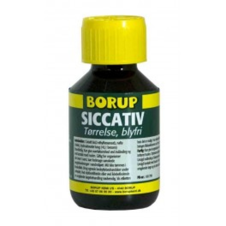 Borup Siccativ 100 ml.