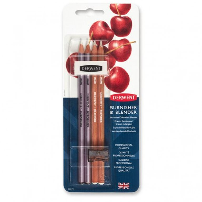 Derwant Blender and Burnisher Pencils/bl...