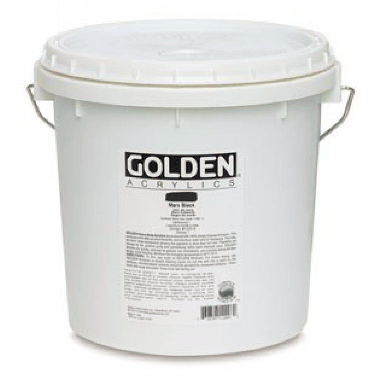 Golden Heavy Body Akryl 3.78 Liter Titan...