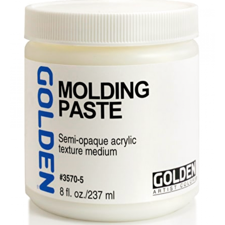 Golden Molding Paste 473 ml.