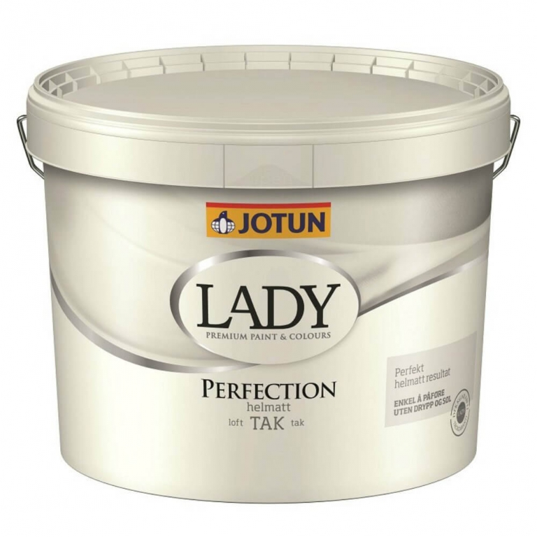 Jotun Lady Perfection - Refleksfri