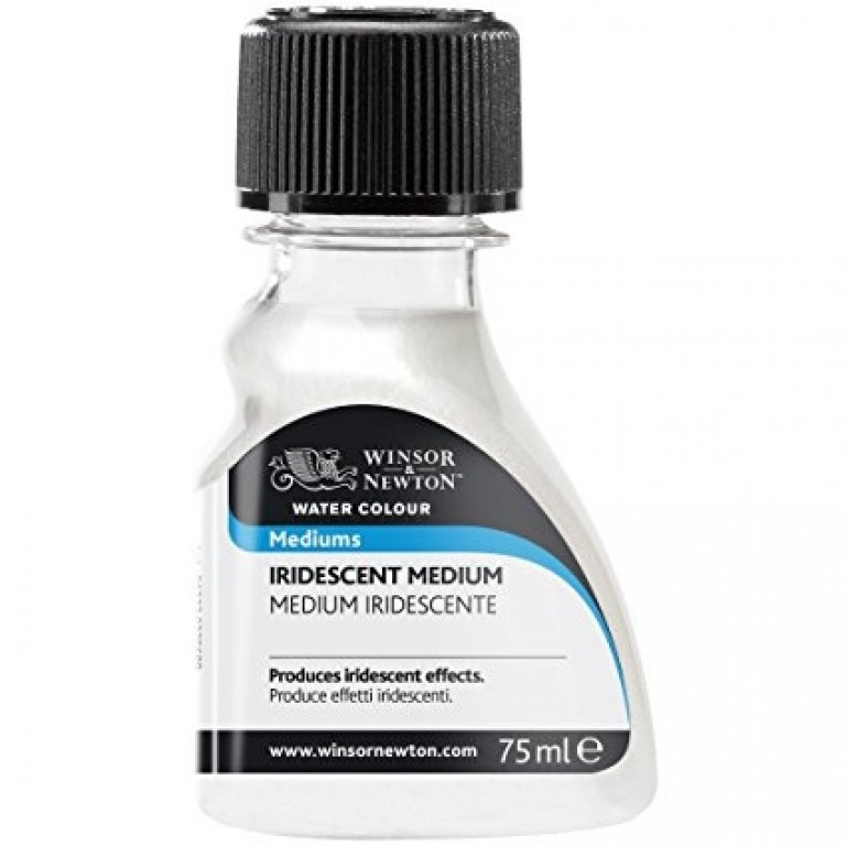 Iridescent Medium til akvarel 75 ml